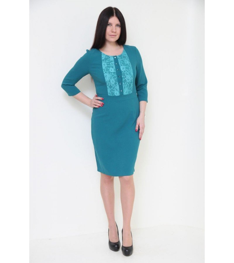 Платье П-163-2