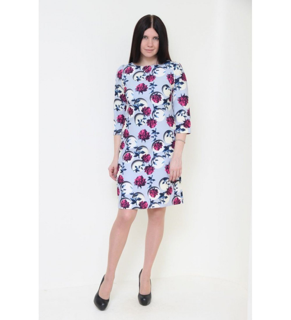 Платье П-188-17