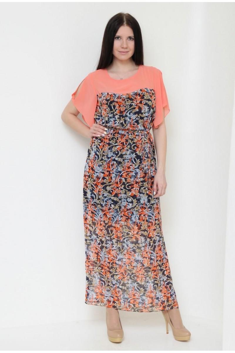 Платье П-370