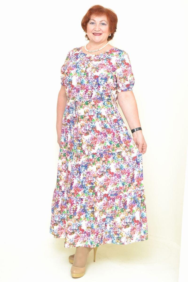 Платье П-376