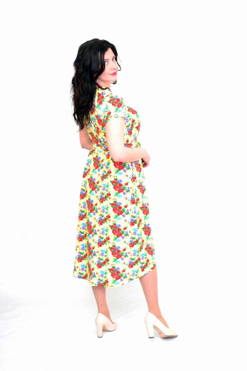 Платье П-410