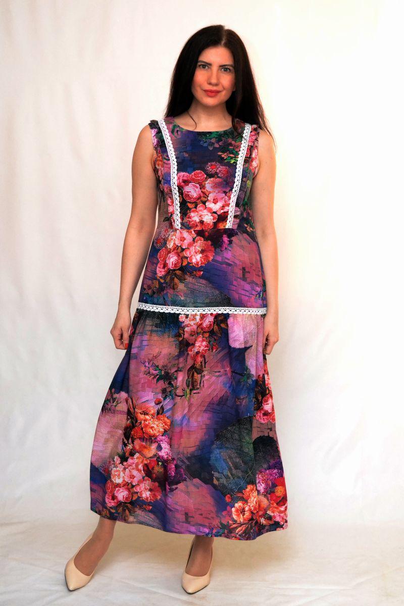 Платье П-368-6