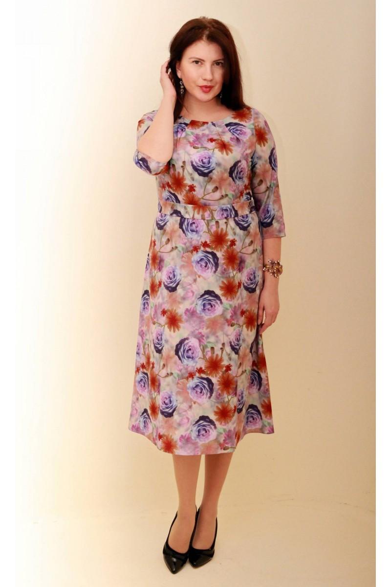 Платье П-201-11