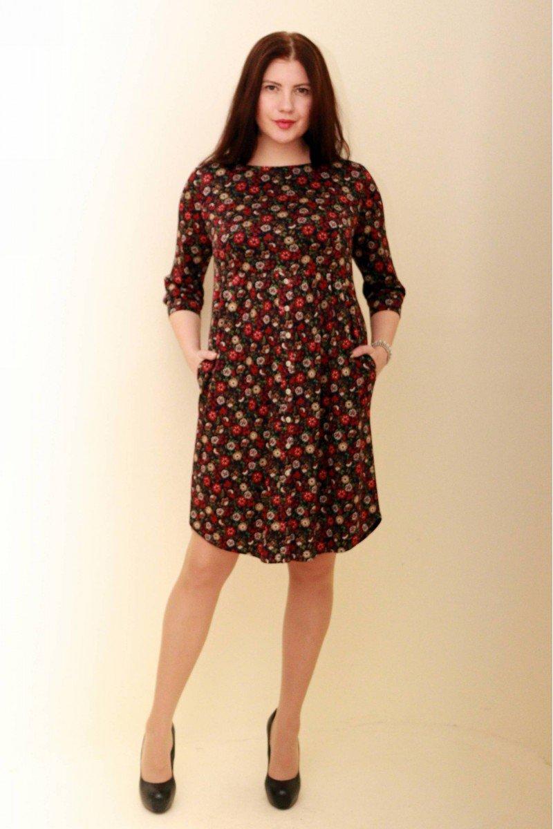 Платье П-455-3