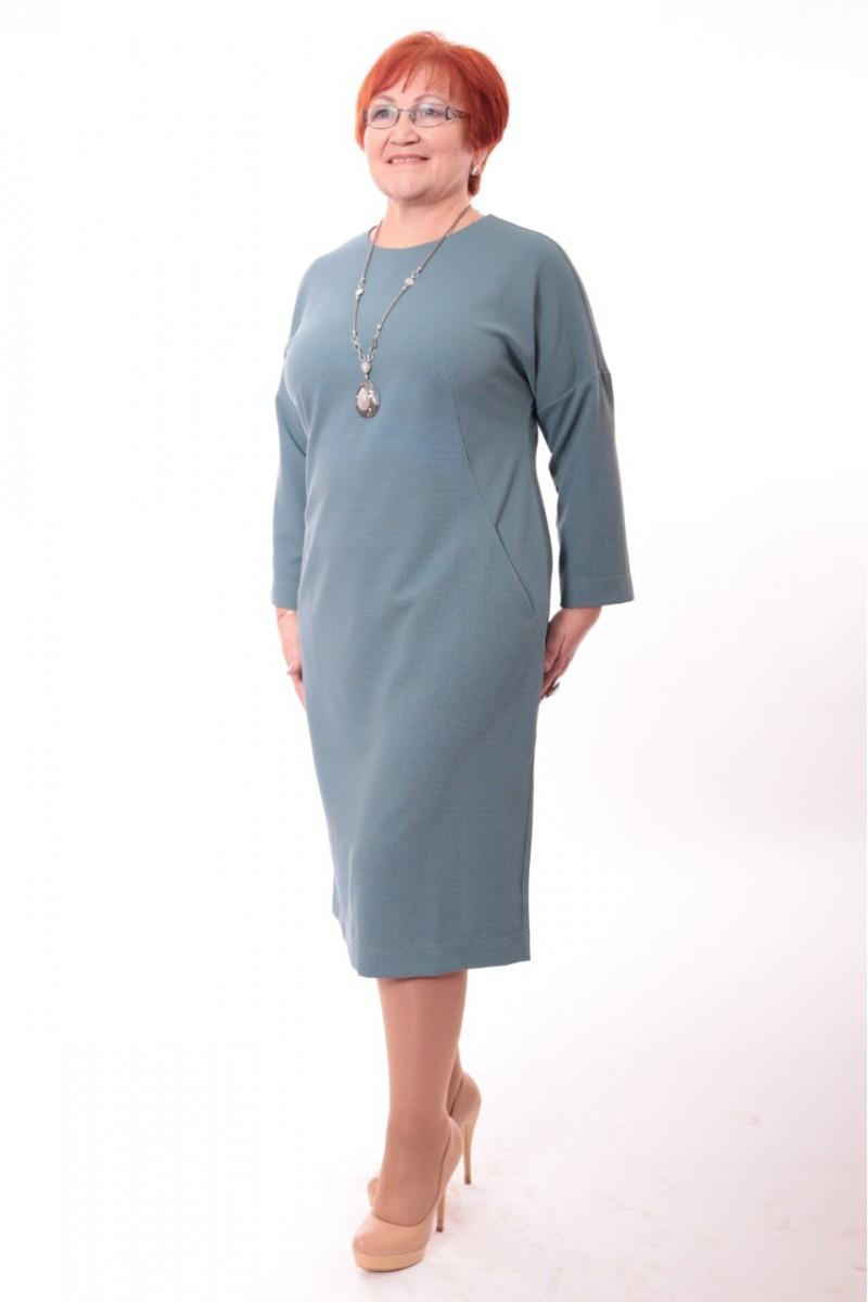 Платье П-458