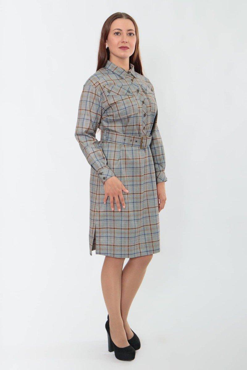 Платье П-481