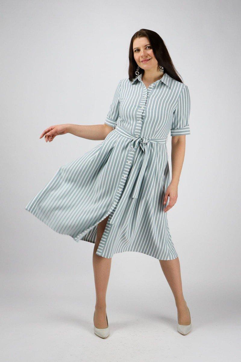 Платье П-446-6