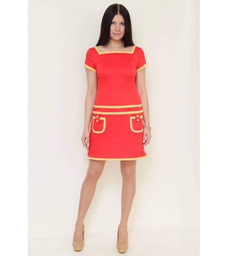 Платье П-196