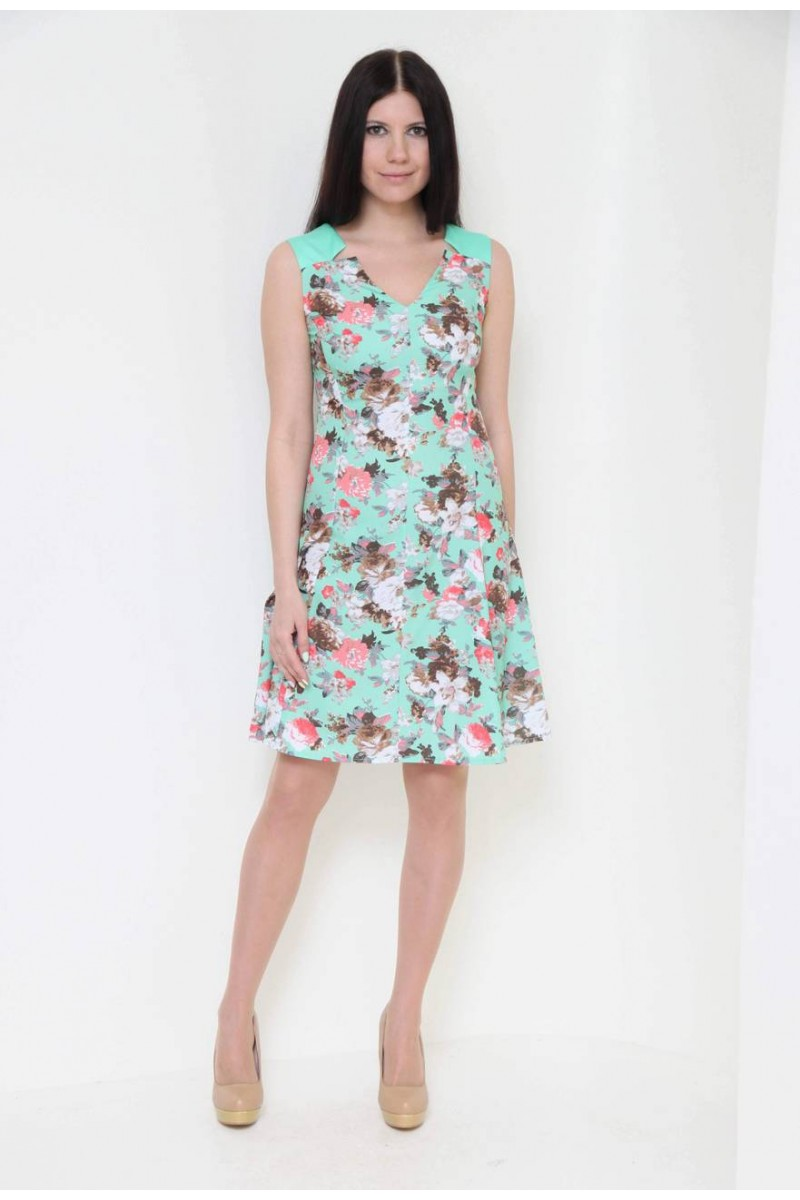 Платье П-291-2