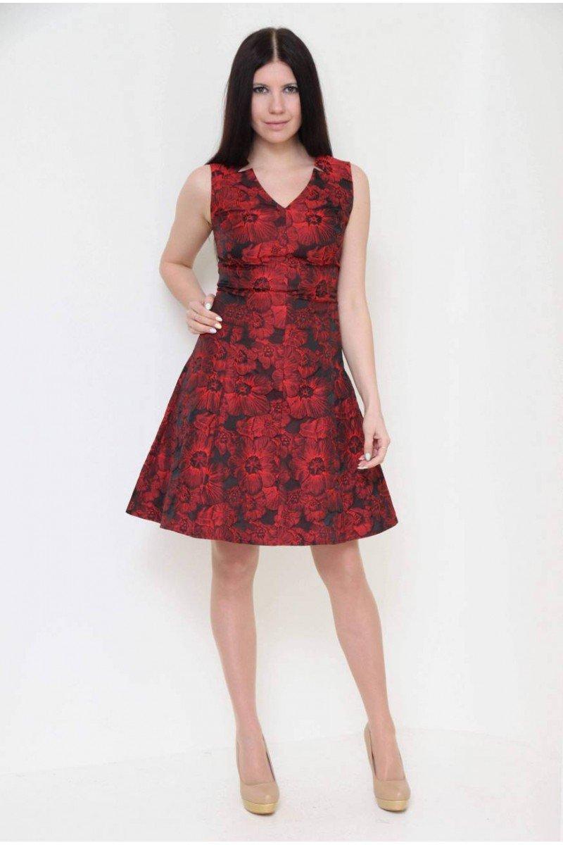 Платье П-291-3